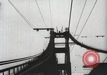 Image of Golden Gate Bridge United States USA, 1933, second 1 stock footage video 65675067271