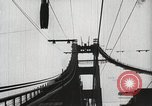 Image of Golden Gate Bridge United States USA, 1933, second 3 stock footage video 65675067271