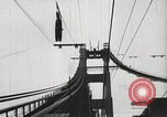 Image of Golden Gate Bridge United States USA, 1933, second 4 stock footage video 65675067271