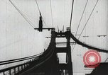 Image of Golden Gate Bridge United States USA, 1933, second 5 stock footage video 65675067271