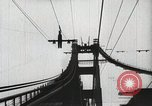Image of Golden Gate Bridge United States USA, 1933, second 6 stock footage video 65675067271