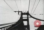 Image of Golden Gate Bridge United States USA, 1933, second 8 stock footage video 65675067271