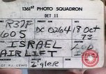 Image of airlift Lod Tel Aviv Israel, 1973, second 4 stock footage video 65675067281