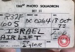 Image of airlift Lod Tel Aviv Israel, 1973, second 5 stock footage video 65675067281