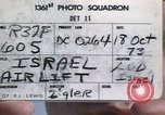 Image of airlift Lod Tel Aviv Israel, 1973, second 6 stock footage video 65675067281