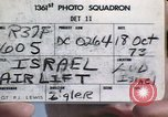 Image of airlift Lod Tel Aviv Israel, 1973, second 7 stock footage video 65675067281