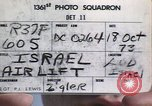 Image of airlift Lod Tel Aviv Israel, 1973, second 8 stock footage video 65675067281