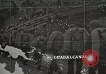 Image of American amphibious operations at Guadalcanal Pacific Theater, 1942, second 9 stock footage video 65675067283