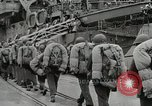 Image of American amphibious operations at Guadalcanal Pacific Theater, 1942, second 10 stock footage video 65675067283