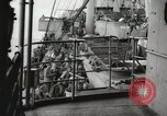 Image of Troop ships filled with infantry Pacific Theater, 1945, second 4 stock footage video 65675067285