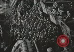 Image of Troop ships filled with infantry Pacific Theater, 1945, second 8 stock footage video 65675067285