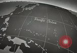 Image of American sea power Pacific Theater, 1945, second 3 stock footage video 65675067288
