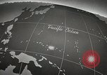 Image of American sea power Pacific Theater, 1945, second 9 stock footage video 65675067288
