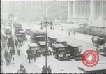 Image of New York Public Library, 5th Avenue and 42nd Street. Columbus Circle,  New York United States USA, 1915, second 1 stock footage video 65675067289
