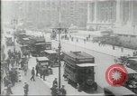 Image of New York Public Library, 5th Avenue and 42nd Street. Columbus Circle,  New York United States USA, 1915, second 9 stock footage video 65675067289