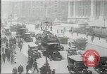Image of New York Public Library, 5th Avenue and 42nd Street. Columbus Circle,  New York United States USA, 1915, second 12 stock footage video 65675067289