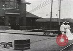 Image of city trains Pennsylvania United States USA, 1915, second 4 stock footage video 65675067291