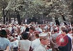 Image of V-J Day Washington DC USA, 1945, second 8 stock footage video 65675067299