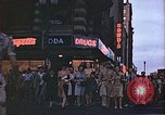 Image of V-J Day at 14th and F streets Washington DC USA, 1945, second 7 stock footage video 65675067303
