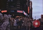 Image of V-J Day at 14th and F streets Washington DC USA, 1945, second 8 stock footage video 65675067303
