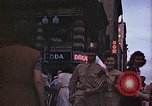 Image of V-J Day at 14th and F streets Washington DC USA, 1945, second 12 stock footage video 65675067303
