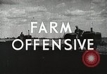 Image of farmers work Brooklyn New York City USA, 1944, second 7 stock footage video 65675067305