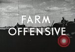 Image of farmers work Brooklyn New York City USA, 1944, second 8 stock footage video 65675067305