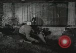 Image of farmers Brooklyn New York City USA, 1944, second 1 stock footage video 65675067307