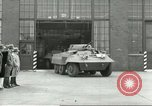 Image of M8 Light Armored Car United States USA, 1944, second 2 stock footage video 65675067311