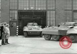 Image of M8 Light Armored Car United States USA, 1944, second 4 stock footage video 65675067311