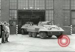 Image of M8 Light Armored Car United States USA, 1944, second 6 stock footage video 65675067311