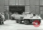 Image of M8 Light Armored Car United States USA, 1944, second 10 stock footage video 65675067311