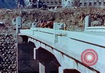 Image of physical damage Nagasaki Japan, 1945, second 10 stock footage video 65675067323