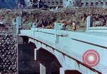 Image of physical damage Nagasaki Japan, 1945, second 12 stock footage video 65675067323