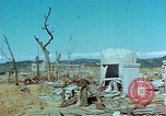 Image of physical damage Nagasaki Japan, 1945, second 5 stock footage video 65675067324