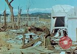Image of physical damage Nagasaki Japan, 1945, second 12 stock footage video 65675067324