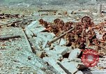 Image of physical damage Nagasaki Japan, 1945, second 8 stock footage video 65675067325