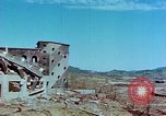 Image of physical damage Nagasaki Japan, 1945, second 9 stock footage video 65675067330