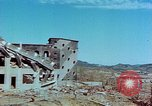 Image of physical damage Nagasaki Japan, 1945, second 10 stock footage video 65675067330