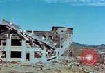 Image of physical damage Nagasaki Japan, 1945, second 12 stock footage video 65675067330