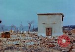 Image of physical damage Hiroshima Japan, 1946, second 3 stock footage video 65675067338