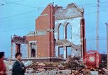 Image of physical damage Hiroshima Japan, 1946, second 2 stock footage video 65675067339