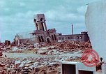 Image of physical damage Hiroshima Japan, 1946, second 10 stock footage video 65675067339