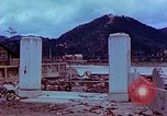 Image of physical damage Hiroshima Japan, 1946, second 8 stock footage video 65675067341