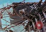 Image of physical damage Hiroshima Japan, 1946, second 12 stock footage video 65675067345