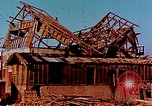 Image of physical damage Hiroshima Japan, 1946, second 2 stock footage video 65675067346