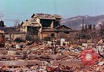 Image of physical damage Hiroshima Japan, 1946, second 8 stock footage video 65675067348