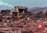 Image of physical damage Hiroshima Japan, 1946, second 11 stock footage video 65675067348