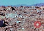 Image of physical damage Hiroshima Japan, 1946, second 2 stock footage video 65675067349