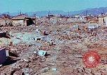 Image of physical damage Hiroshima Japan, 1946, second 3 stock footage video 65675067349